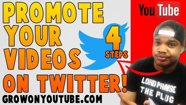 How To Promote Your Youtube Videos Using Twitter – 4 Steps To Promote Your YouTube Videos On Twitter
