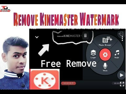 How To Remove Kinemaster Watermark Without Root – Hindi