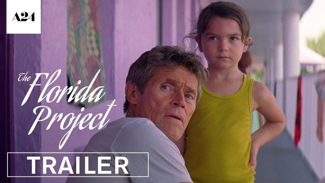 The Florida Project | Official Trailer HD | A24