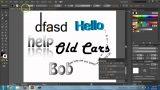 Adobe Illustrator CS6 & CC – Text Basics – Text Tool Tutorial