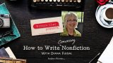 How to Write Convincing Non-Fiction with Diana Flegal