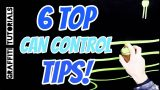Top Tips for Better Can Control || GRAFFITI TUTORIALS