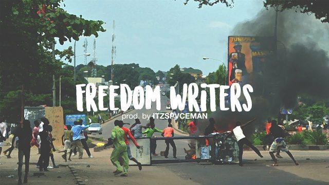 (free) J Cole x Kendrick Lamar x Isaiah Rashad type beat | 'Freedom Writers' prod. by ITZSPVCEMAN