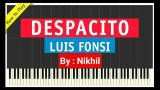 How to play despacito on piano (Luis fonsi)