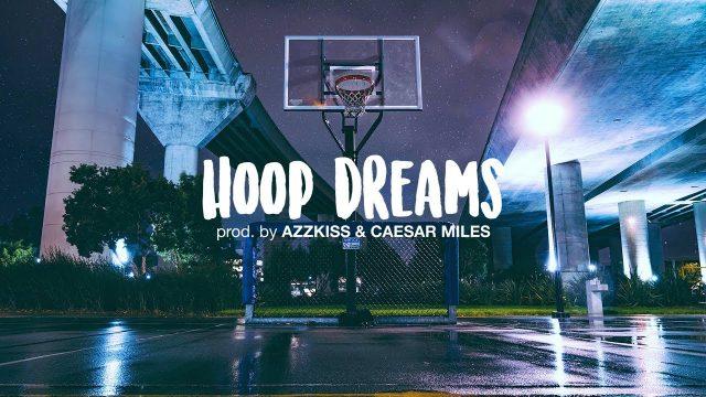 (free) old school boom bap type beat instrumental | 'Hoop Dreams' prod. by AZZKISS & CAESAR MILES