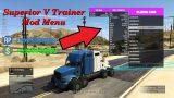 GTA 5 – Superior V Trainer – BEST MENU! – [RGH/JTAG]