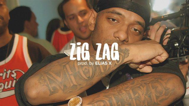 (free) 90s old school type hip hop instrumental x Mobb Deep type beat   'Zig Zag' prod. by ELIAS X