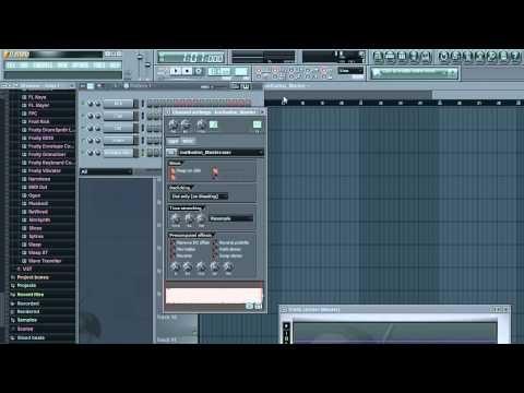 FL STUDIO – Tutorials – Import .WAV and .MP3 files into your project.