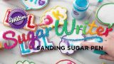 Decorate with Sugar Writer Sanding Sugar Pen