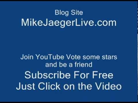Web Writer – Producer  – News Video – News Blog – Mike Jaeger Live YouTube Channel –
