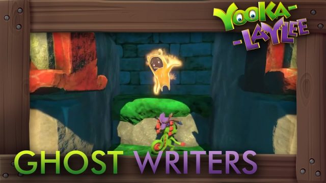 Yooka-Laylee – All Ghost Writer Locations