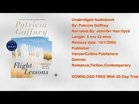 Flight Lessons Audiobook by Patricia Gaffney