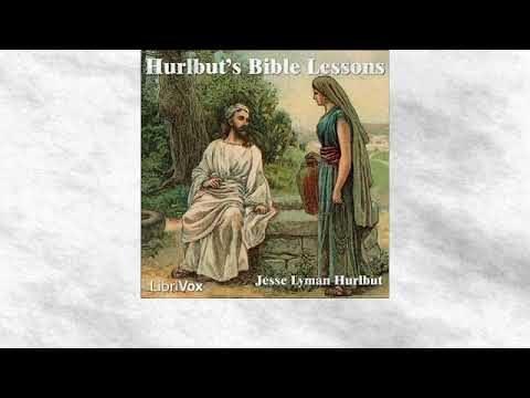 Hurlbuts Bible Lessons Audiobook