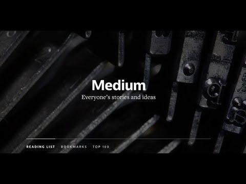 Build a Writing Portfolio with Medium