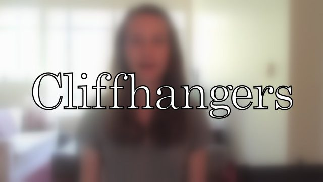 How to Use Cliffhangers in Your Writing (And How Not to Use Them)