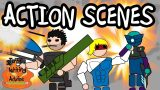 ACTION SCENES – Terrible Writing Advice