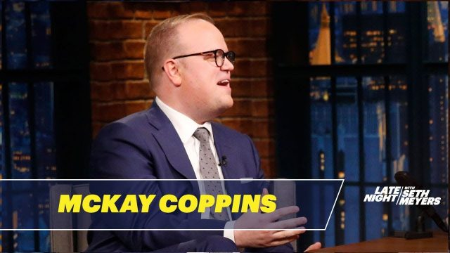 McKay Coppins on Why Trump's White House Is Like The Hunger Games