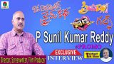 P Sunil Kumar Reddy Interview Promo | Director Producer Screen Writer | Telakapalli Talkshow