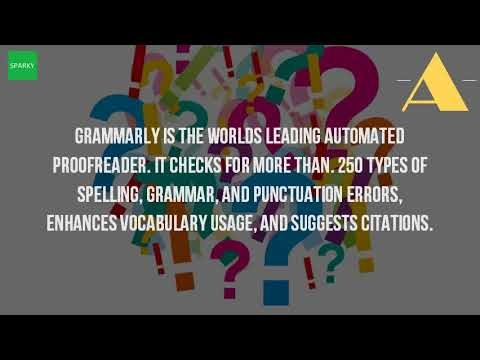 What Is Grammarly Software?