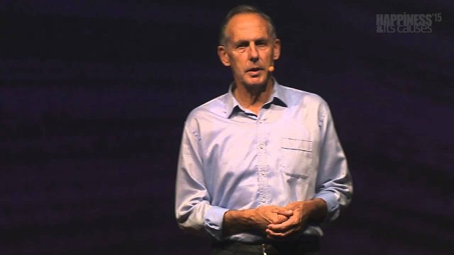 Optimism with Bob Brown at Happiness & Its Causes 2015