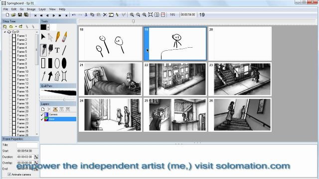 How to Storyboard, Good Software to Use