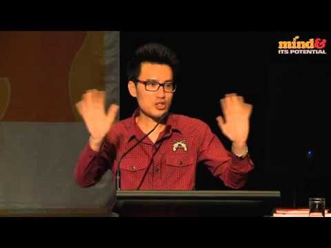 Oliver Phommavanh 'Thai-riffic: realising your dreams' at Mind & Its Potential 2013