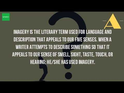 What Is Imagery In Literature?