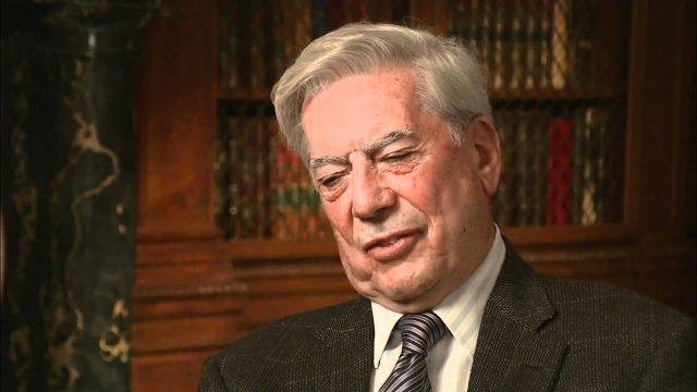 Writer Mario Vargas Llosa on the Importance of Literature