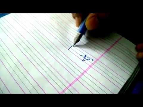 Cursive Writing Lessons: Alphabets & Calligraphy-1