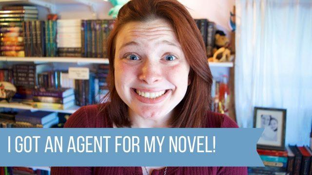 I GOT AN AGENT FOR MY NOVEL!   Writing Vlog!   Ep. 5
