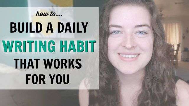 4 Tips to Building Your Own Daily Writing Habit