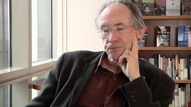 Ian McEwan's Advice for Aspiring Writers