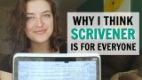 Why I Think Scrivener is For Everyone (and why I like it so much)