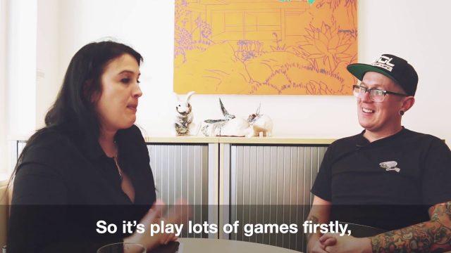 Video games writer, Rhianna Pratchett: In under 10 minutes
