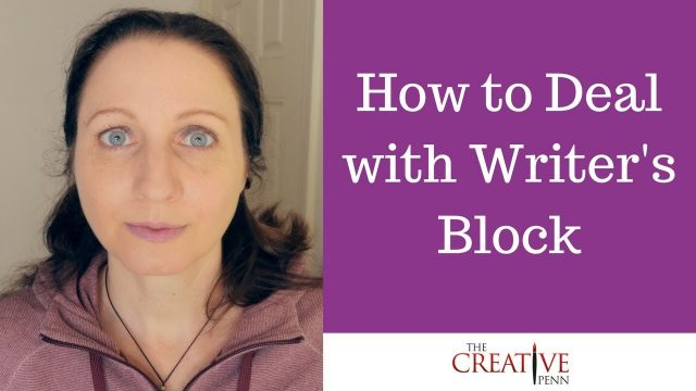 Writing Tips: How to Deal with Writer's Block