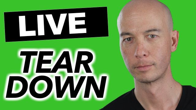 LIVE TEARDOWN – Amazon Affiliate Site Example and Critique