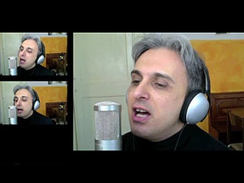 How To Sing a cover of Help Beatles Vocal Harmony Lesson Tutorial