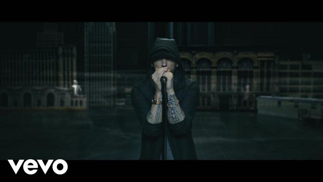 Eminem – Walk On Water (Official Video)