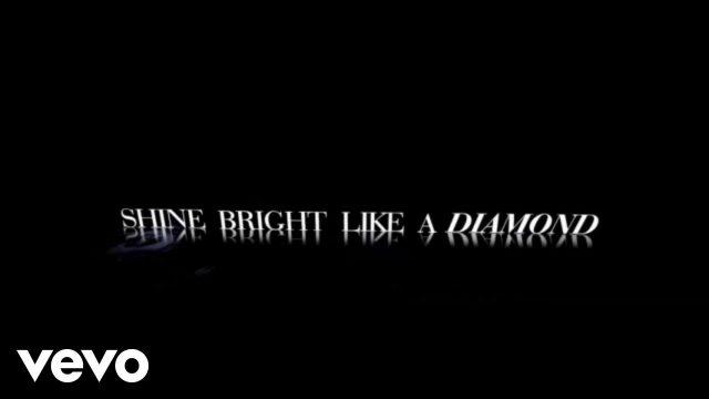 Rihanna – Diamonds (Lyric Video)