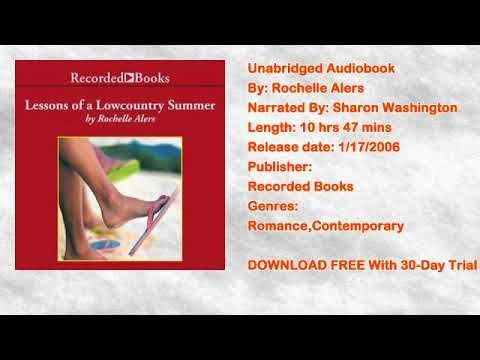Lessons of a Lowcountry Summer Audiobook by Rochelle Alers
