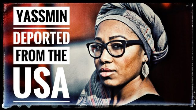 Yassmin Abdel-Magied – Deported from the USA.