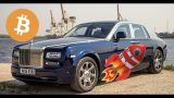 Cryptocurrency Rolls Royce Engines Installed?