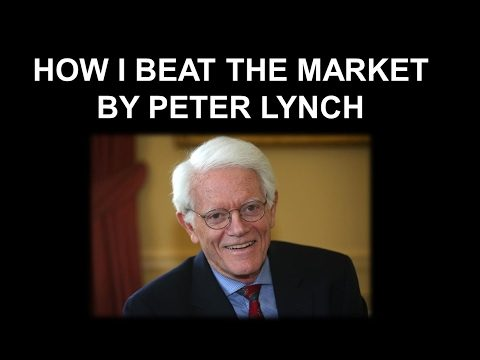 Peter Lynch 1994 Lecture