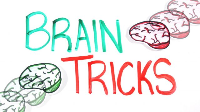 Brain Tricks – This Is How Your Brain Works